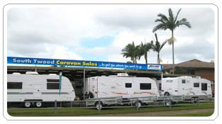 Tweed Coast Caravan Sales Yard
