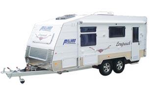 Millard Longreach Caravan