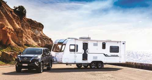 Bailey Caravans at Tweed Coast Caravan Sales