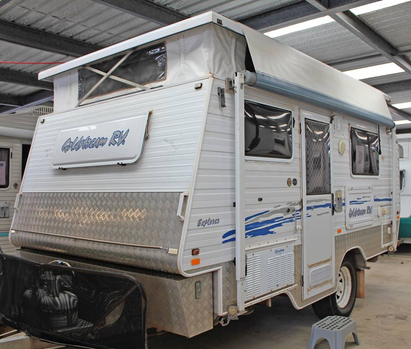 Cool Goldstream Crown Camper For Sale In Warana QLD  Goldstream Crown